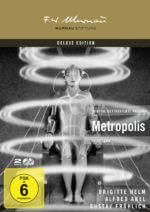 DVD-Cover Metropolis