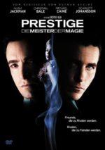 Filmposter Prestige – Die Meister der Magie