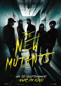 Filmposter The New Mutants