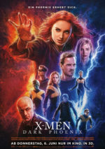 Filmposter Dark Phoenix
