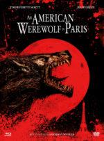 DVD-Cover American Werewolf in Paris