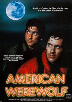 Filmposter American Werewolf