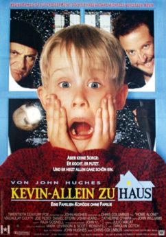 Filmposter Kevin – Allein zu Haus