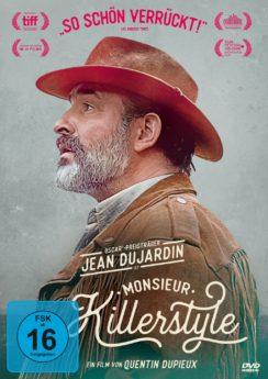 DVD-Cover Monsieur Killerstyle