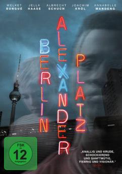 DVD-Cover Berlin Alexanderplatz