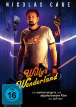 DVD-Cover Willy's Wonderland