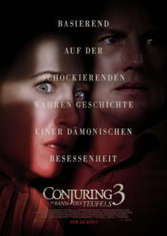 Filmposter Conjuring 3