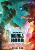 Filmposter Godzilla vs. Kong