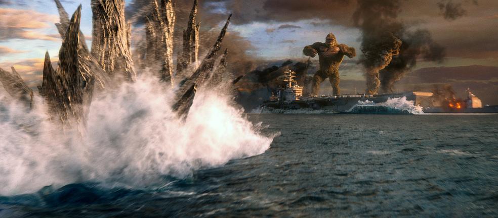Szenenbild Godzilla vs. Kong