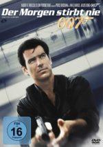 DVD-Cover Der Morgen stirbt nie