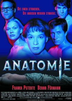 Filmposter Anatomie