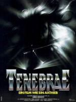 Filmposter Tenebrae