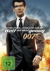 DVD-Cover Die Welt ist nicht genug