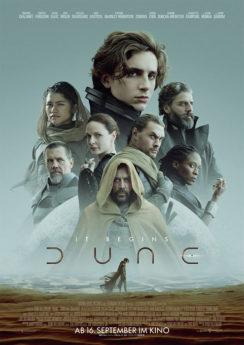 Filmposter Dune