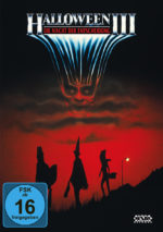 DVD-Cover Halloween III